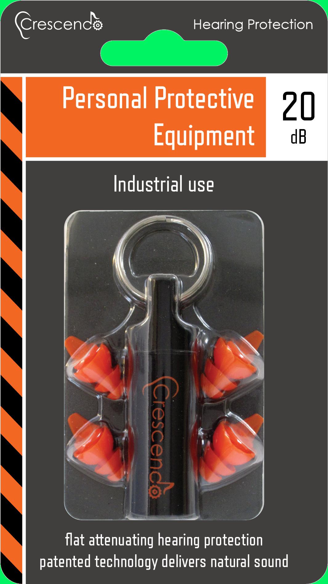 Crescendo PPE20 Pro Industrie